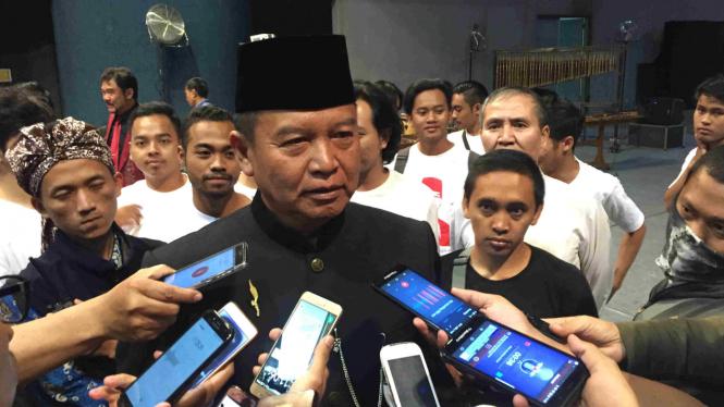 Cagub Jabar dari PDIP TB Hasanudin