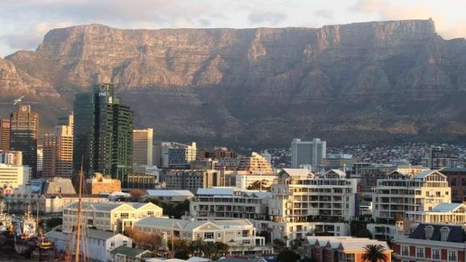 Kota Cape Town, Afrika Selatan