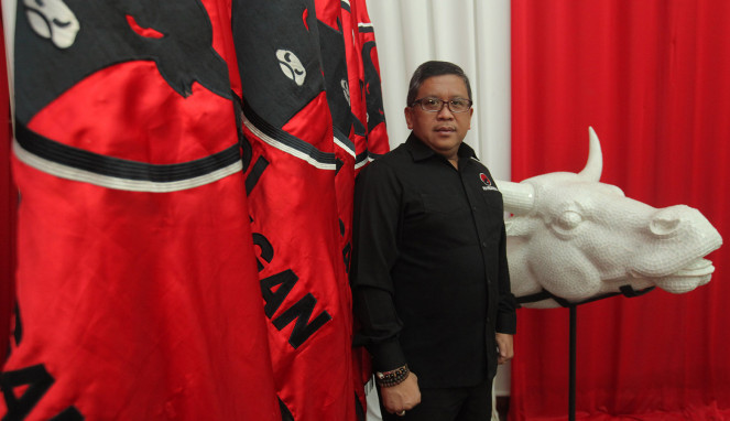 Hasto Kristiyanto Bicara Kesiapan PDIP di Pilkada Serentak