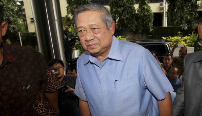 Presiden ke-6 RI Susilo Bambang Yudhoyono