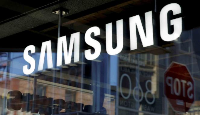 Logo Samsung.