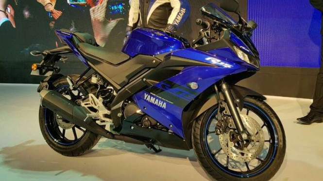 Yamaha R15 versi India.