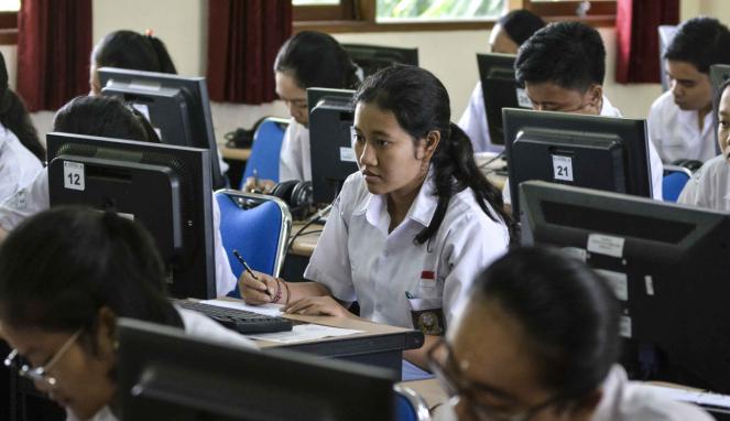 Ujian Nasional Berbasis Komputer - UNBK