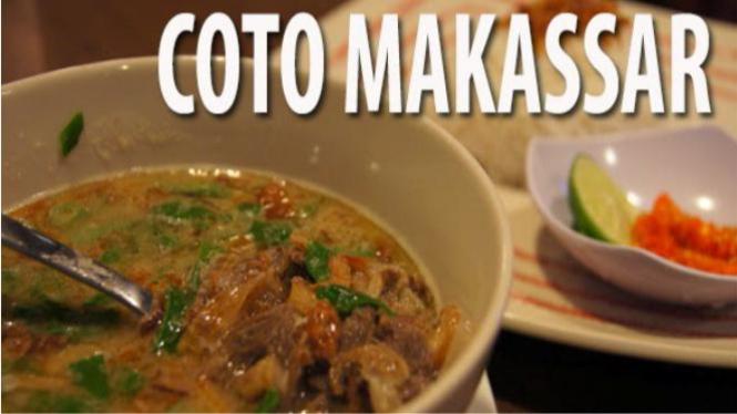 Coto Makassar.