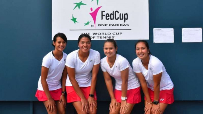 Tim Piala Fed Indonesia
