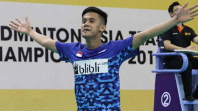 Tunggal putra Indonesia, Firman Abdul Kholik