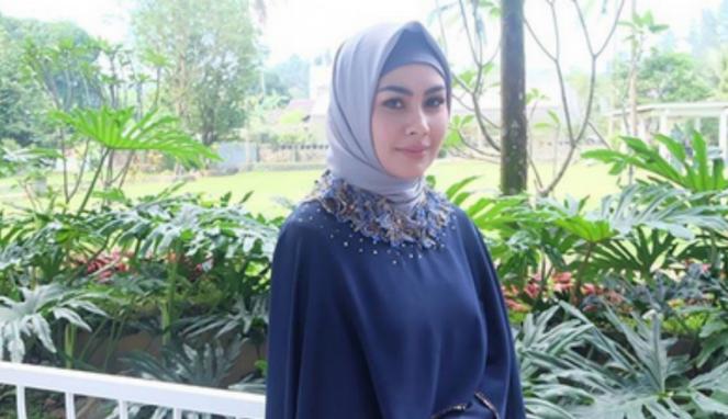 Foto Kartika Putri yang masih ada di Instagram