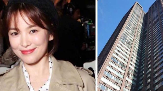 Apartemen Song Hye Kyo