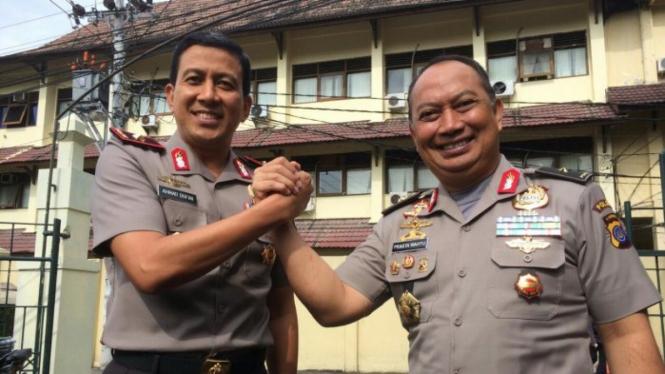 Kapolda DIY dan Banten Resmi Dijabat Jenderal Bintang Dua