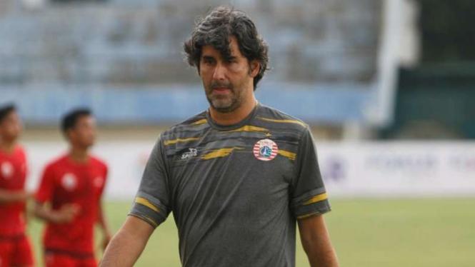 Pelatih Persija Jakarta, Stefano Cugurra Teco
