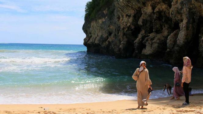 Pantai Lampuuk (Aceh Besar).