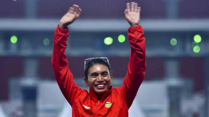 Atlet Indonesia, Maria Natalia Londa