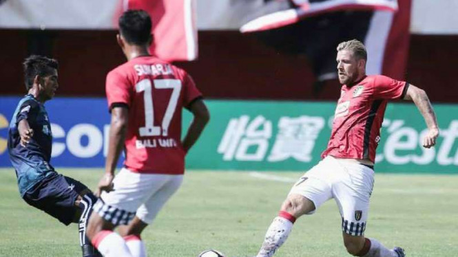 Laga Piala AFC Grup G, Bali United vs Yangon United