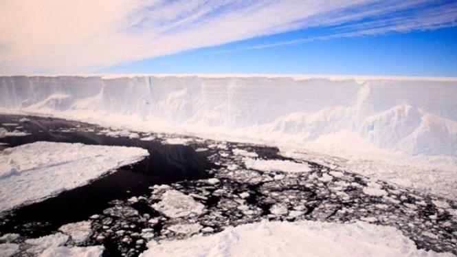 Benua Antartika.