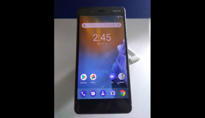 Nokia 8 hadir di Indonesia