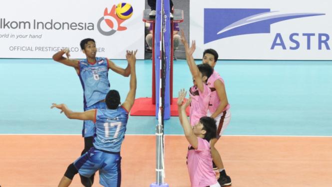 Tak Bermasalah Venue Voli Asian Games Ada Di 2 Lokasi Ini Viva
