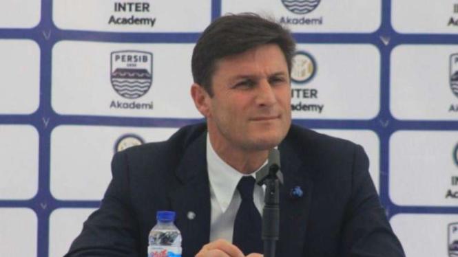 Wakil Presiden Inter Milan, Javier Zanetti