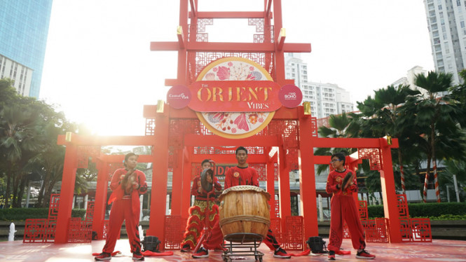 Central Park dan Neo Soho Mall mempersembahkan 'The Orient Vibes'