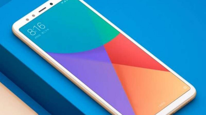 Xiaomi Redmi Note 5.