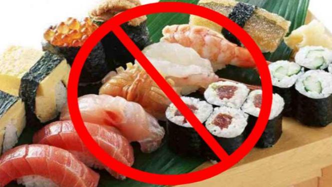 Penderita Asam Urat Dan Kolesterol Dilarang Keras Makan Ini
