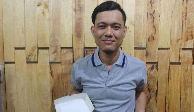 leader Milk Cloud Indonesia, Jespin Fentha Sidabutar.