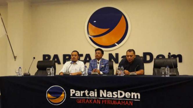DPP Partai Nasdem.
