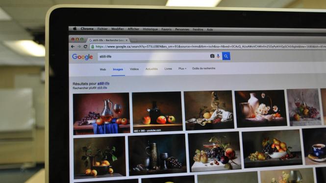 Hasil pencarian Google Images