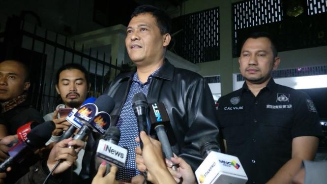 Karo Penmas Divisi Humas Polri Brigjen Pol Raden Prabowo Argo Yuwono