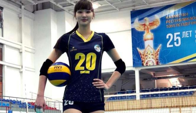 Pevoli cantik Kazakstan, Sabina Altynbekova