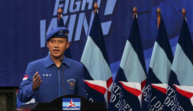 Komandan Satuan Tugas Bersama (Kogasma) Demokrat, Agus Harimurti Yudhoyono