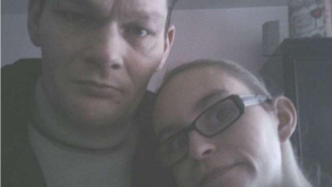 Pasangan sadis Jody dan Antony Smith bikin anaknya lumpuh