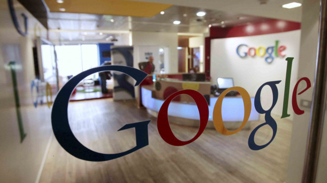 Kantor Google di Tel Aviv, Israel.