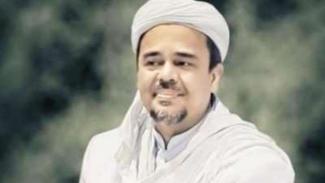 Imam Besar FPI, Habib Rizieq Shihab.