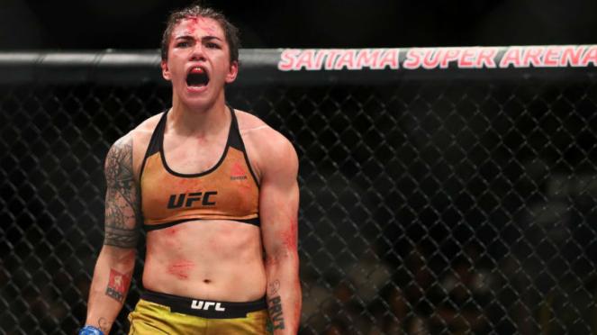 Petarung UFC, Jessica Andrade