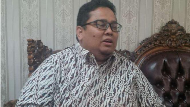 Komisioner Bawaslu Rachmat Bagja