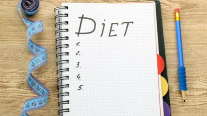 Gagal diet.