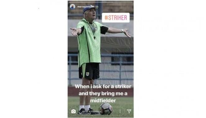 Pelatih Persib, Mario Gomez