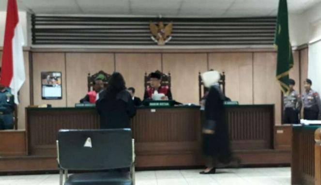 Sidang PK Ahok di PN Jakarta Utara, Senin, 26 Maret 2018.