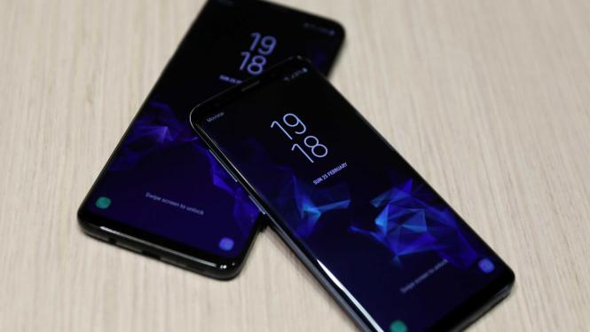 Samsung Galaxy S9 dan Galaxy S9 Plus