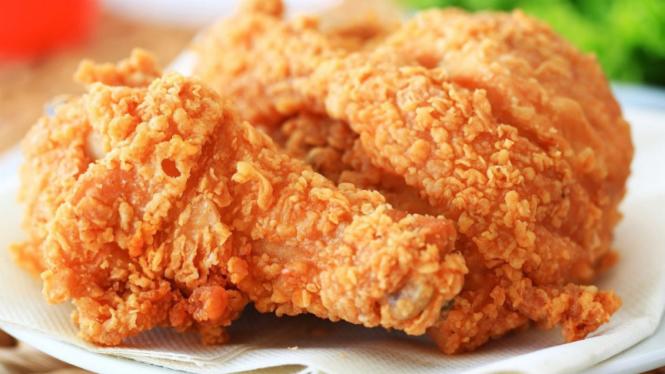 Promo KFC Cuma 2 Hari, Sepotong Ayam Rp10 Ribu-an