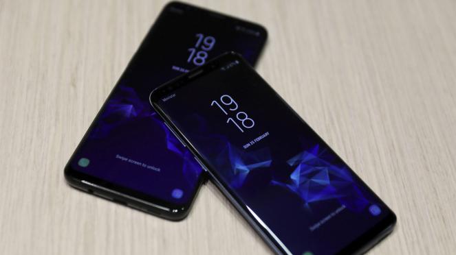 Peluncuran Samsung S9 dan S9 Plus.