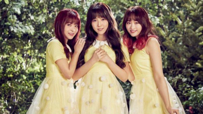 Tiga Artis Film Porno Jepang Debut Jadi Girlband K-Pop - VIVA