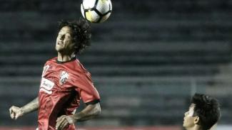 Laga Gup G Piala AFC antara Bali United Vs Global Cebu.
