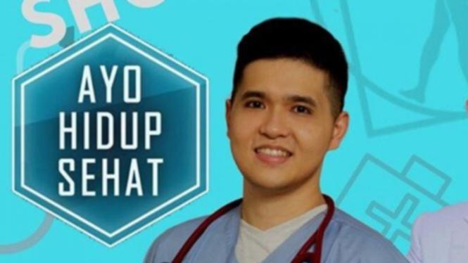 Dokter Vito Damay, presenter AYO HIDUP SEHAT