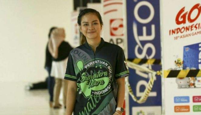 Atlet boling putri Indonesia, Aldila Indryati