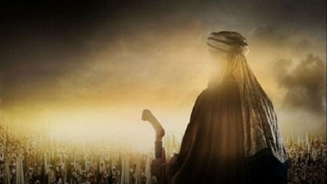 Umar bin Khattab.