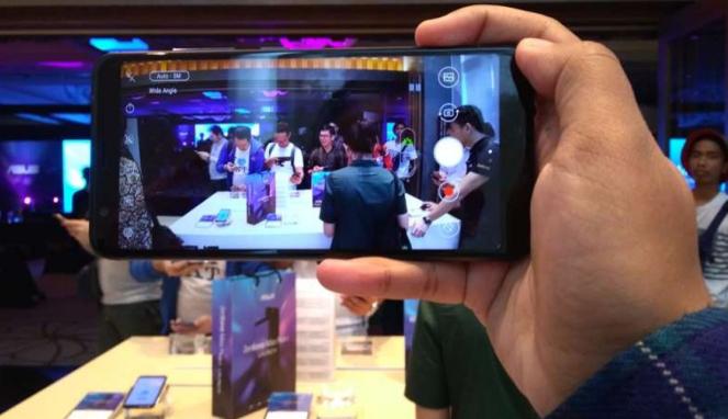 ZenFone Max Plus M1.