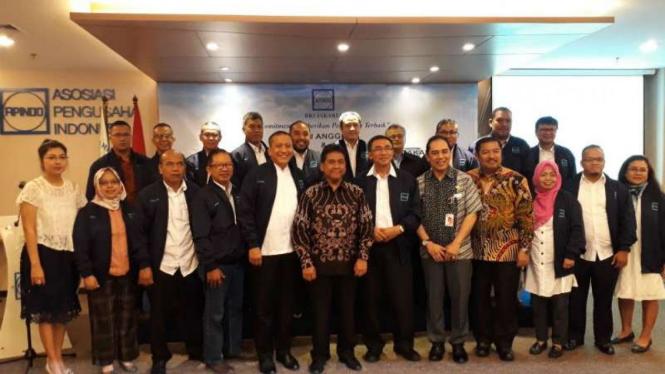 Rapat Kerja dan Koordinasi Provinsi (Rakerkonprov) Apindo DKI Jakarta.