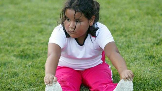Gejala Obesitas pada Anak, Nggak Perlu Nunggu Umur 2 Tahun
