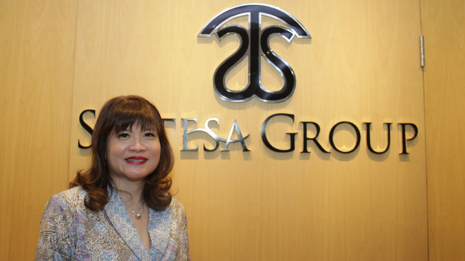CEO Sintesa Group Shinta Widjaja Kamdani